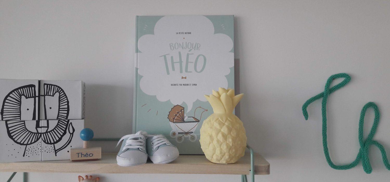 Livre de naissance personnalisé, cadeau naissance, bébé