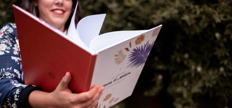 livre d'or mariage, personnalisé, guest book, mariage